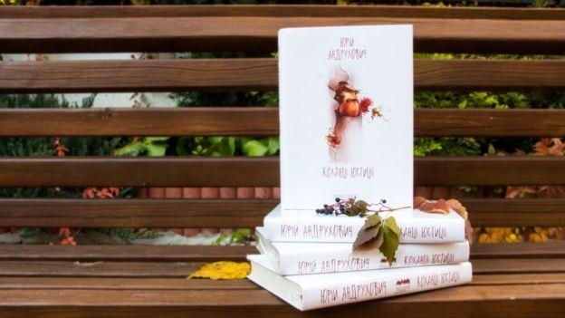 Роман прикарпатського письменника став Книгою року за версією ВВС