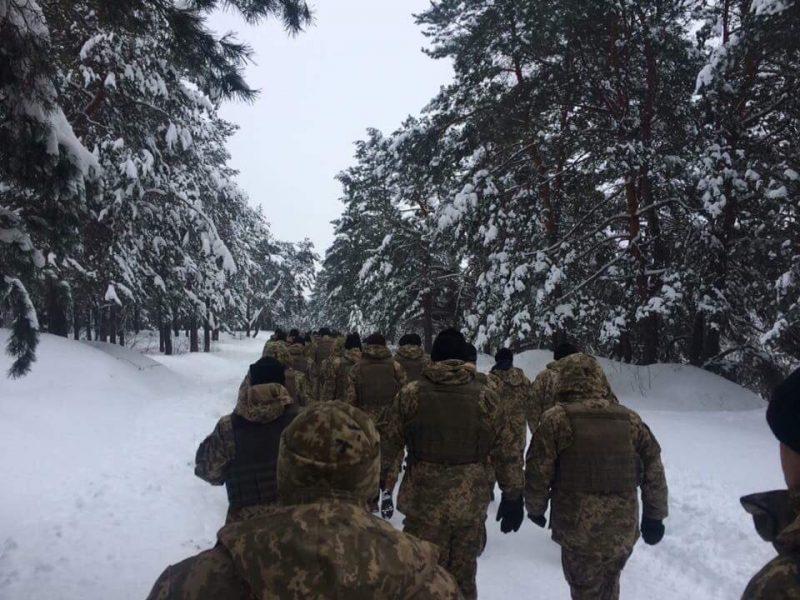 В Україні з понеділка розпочнуться масштабні збори резервістів та військовозобов'язаних. Вочевидь на навчання призвуть і прикарпатських чоловіків