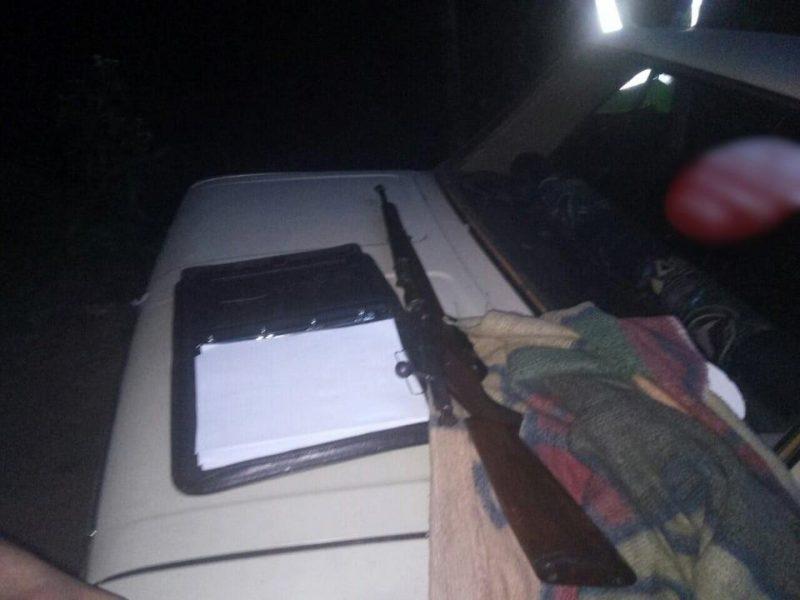 """Результат пошуку зображень за запитом """"Стріляв по деревах: на Франківщині поліція вилучила у чоловіка зброю"""""""