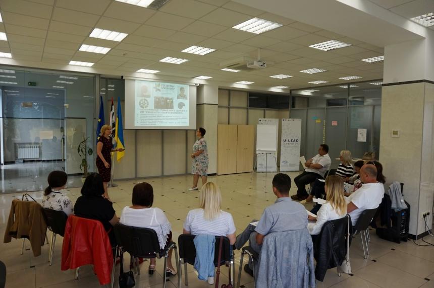 Представників прикарпатських ОТГ навчали здійснювати заходи з профілактики захворювань (фоторепортаж)