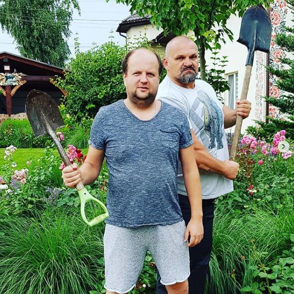 """Відомий франківець Вірастюк разом з лідером гурту """"ТІК"""" Бронюком вирішили створити """"партію"""" садівників"""