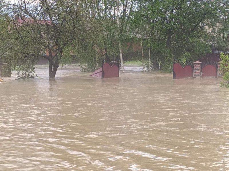 Мешканці сіл Богоргодчанщини досі страждають від наслідків повеней (відеосюжет)
