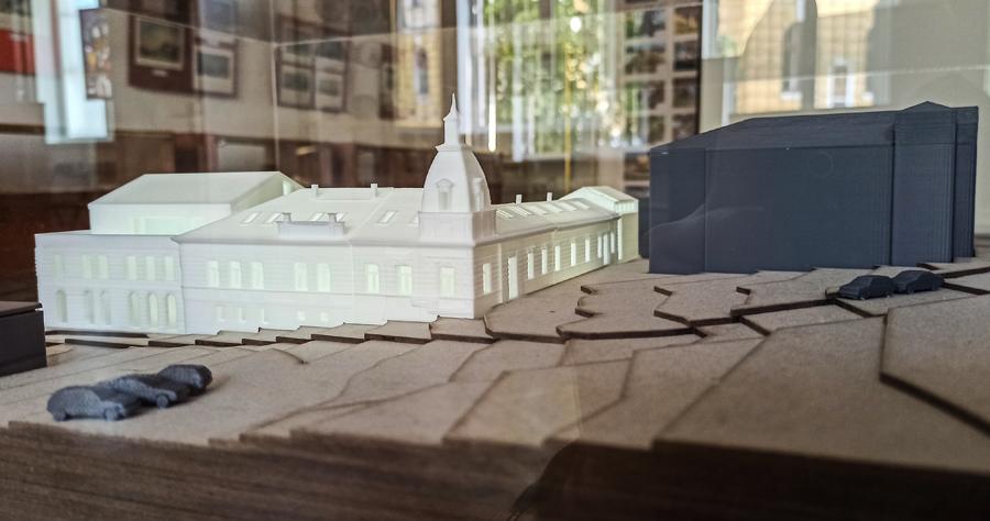 У Калуші планують відреставрувати стару міську ратушу: фото