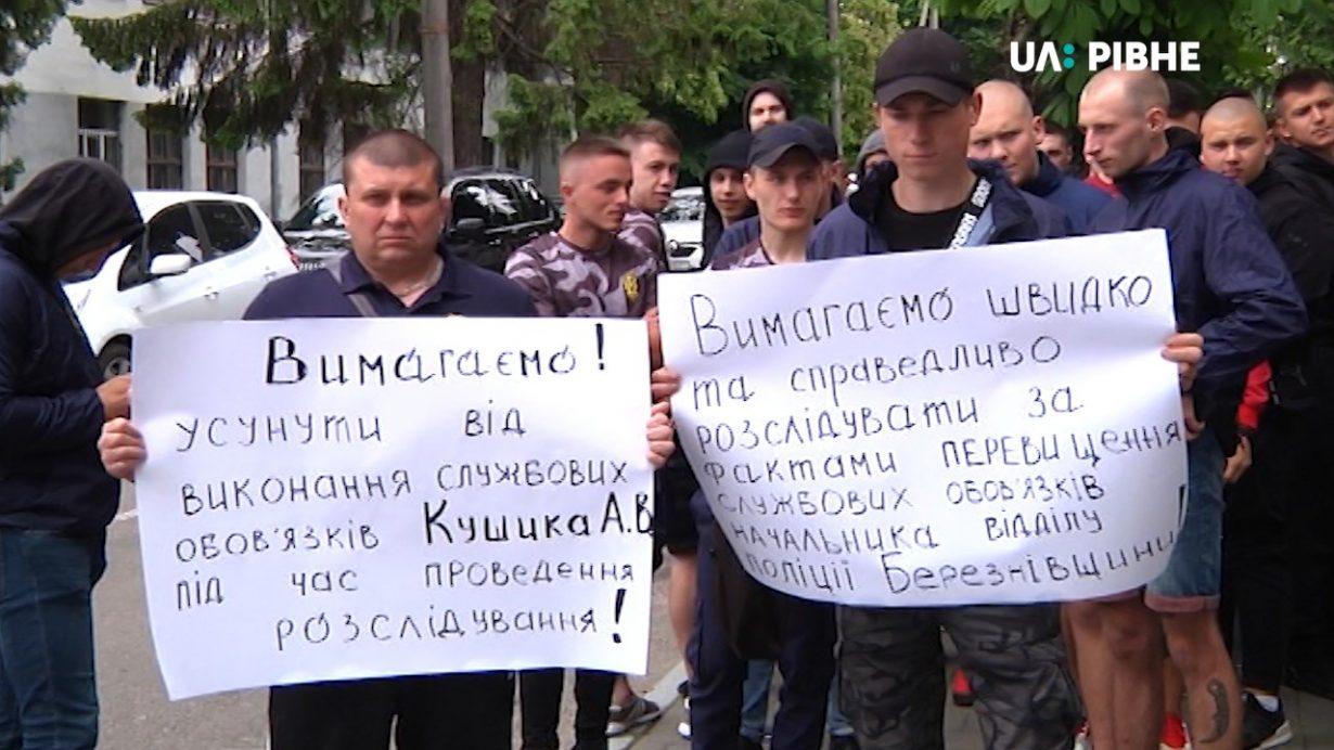 Поліцію Калущини очолив фігурант корупційного скандалу із незаконного видобутку бурштину ФОТО та ВІДЕО