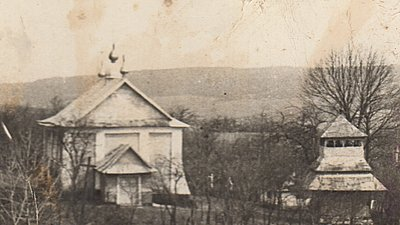 В Івано-Франківській ОТГ віднайшли унікальну церкву ХІХ століття, яку взялися реставрувати ФОТО